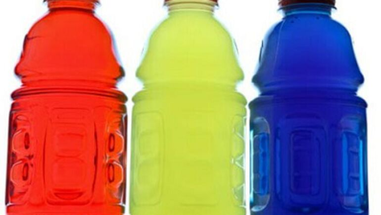 Sport Drinks: Effect On Our Teeth