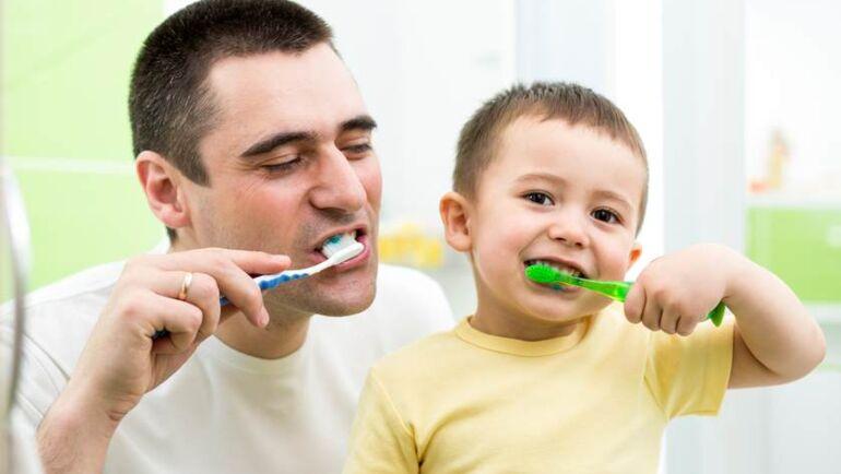 Improving your kids' dental higiene